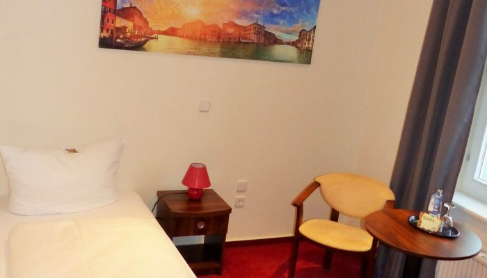 Standard Einzelzimmer - Hotel Frankfurt Oder